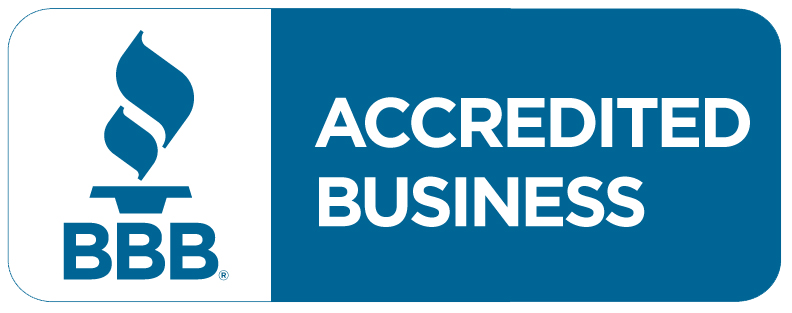 Proudly BBB Accredited